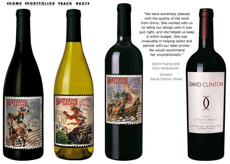 15 best Najlepsze etykiety win / Best wine labels images on Pinterest