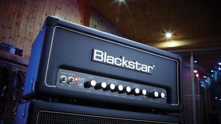 Blackstar HT5 Guitar amp, Guitar, Marshall speaker