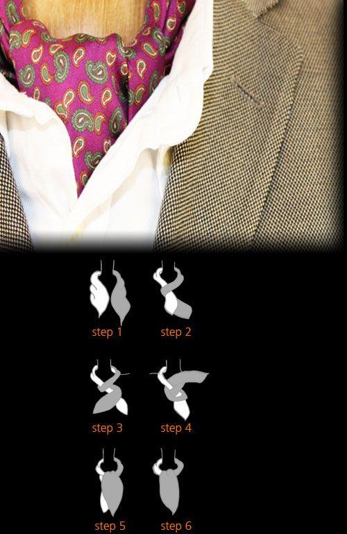 Le grand retour du foulard pour les hommes ?