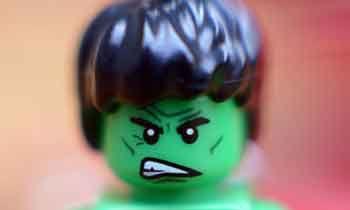 Soupe à la grimace chez les Lego