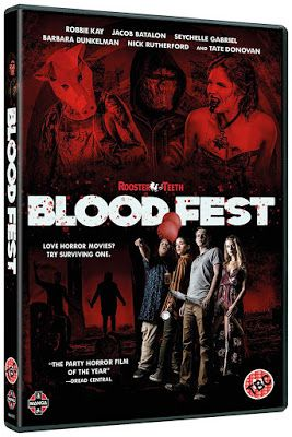 New On Dvd And Blu Ray Blood Fest 2018 Dvd And Blu Ray