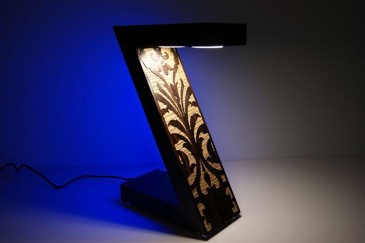 #zeta #led #table #lamp #italian #ebano