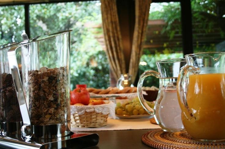 Breakfast at San Giacomo Horses - Arluno (Milano)