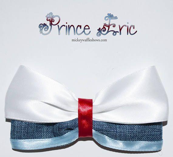 Arco del pelo de Príncipe Eric