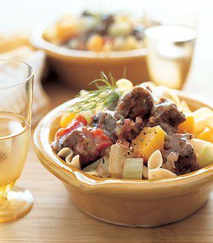 Pork Stew with Fennel and Butternut Squash | Recipe | Pork Stew ...