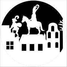 silhouet huizen - Google zoeken