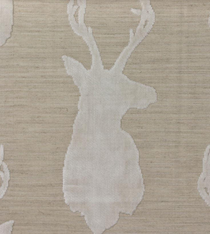Christmas at Home | Maral Fabric by Casamance | Jane Clayton