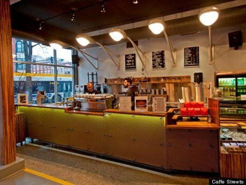 1000 Images About Cool Coffee Shops On Pinterest