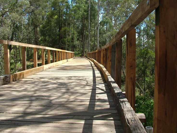 High Country Rail Trail - link