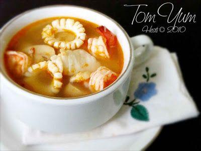 HESTI'S KITCHEN : yummy for your tummy: Tom Yum