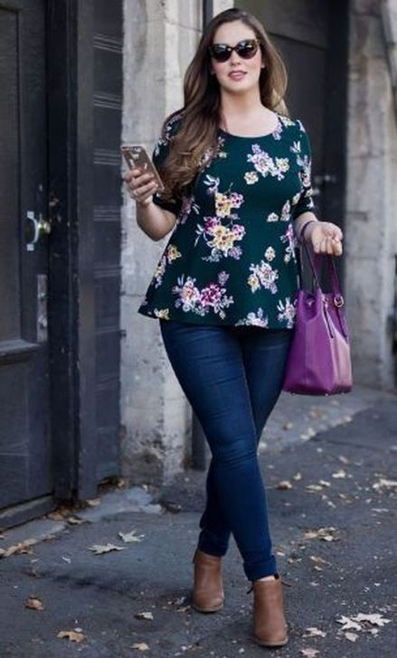 99 Cool Plus Size Summer Business Outfit Ideas For Women To Copy 1