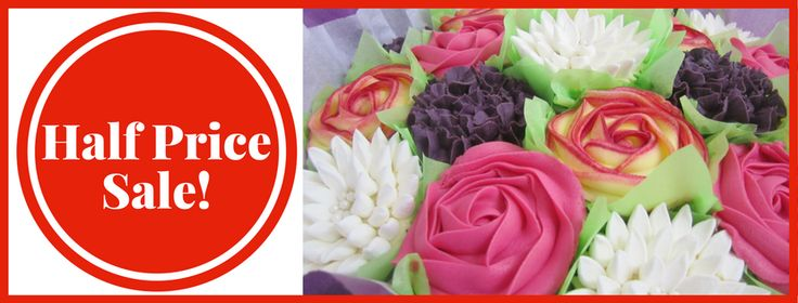 learn how to make cupcake bouquets with this online course