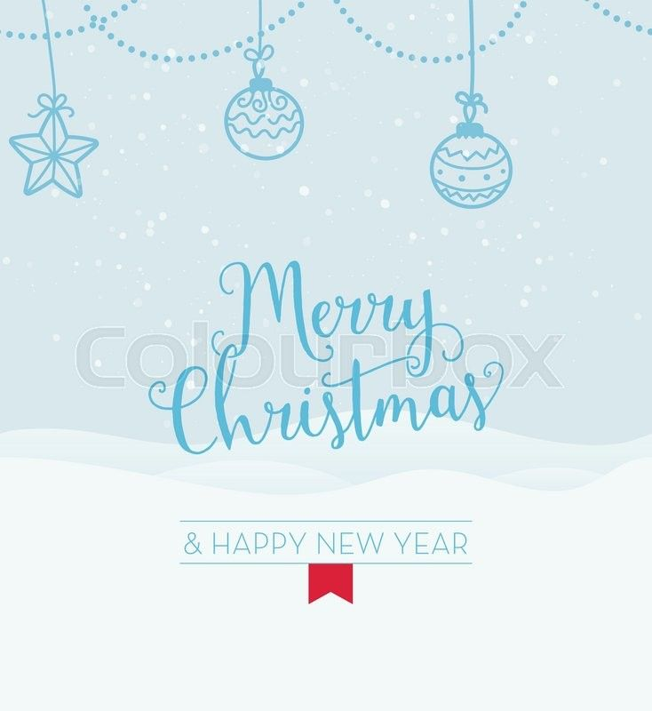 Buy the royalty free stock vector image Merry