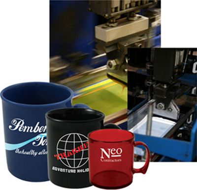 Direct Screen Printing