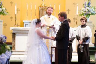 Intercessions Catholic Wedding