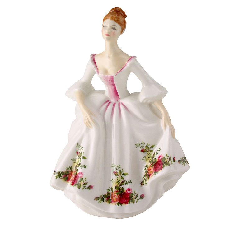 Country Rose HN3221 - Royal Doulton Figurine
