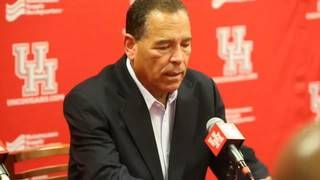 """""""We believed we were gonna win this game,"""" Sampson says after Houston throttles Wichita State"""
