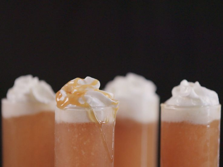 Get this all-star, easy-to-follow Apple Crisp Rum Shooter recipe from Food Network Kitchen