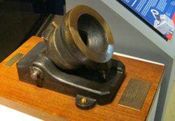 Mortar. Photo: Phil Cregeen.