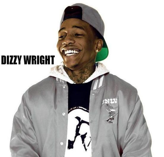 Dizzy Wright is an upcoming rapper who is signed with funk volume. His music always puts me in a good mood for some reason. So whenever I'm not really feeling the day I can play some dizzy wright.