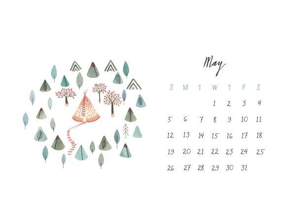 may 2013 calendar - great organization desktop background! @Free People