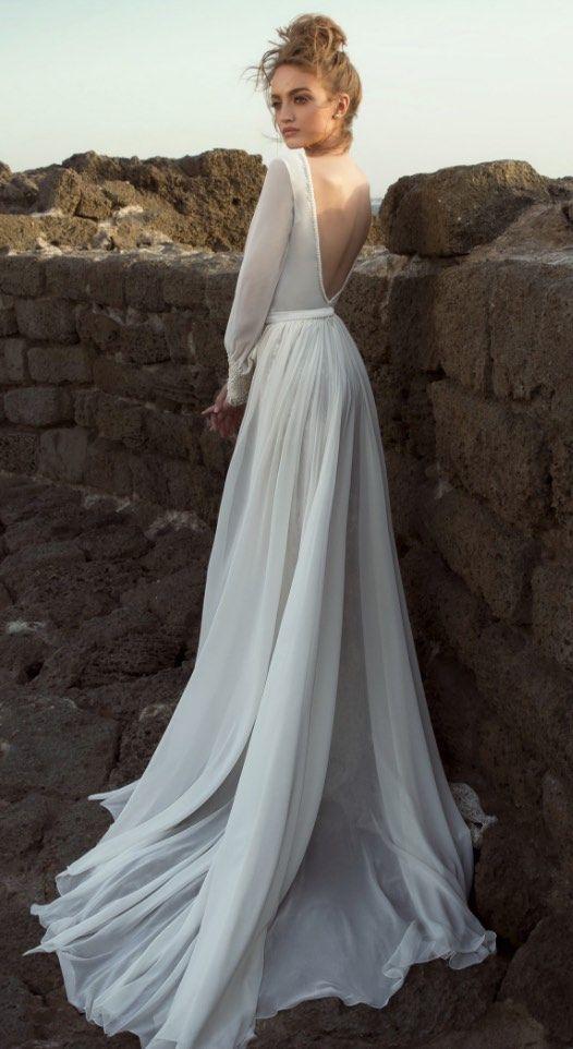 Featured Wedding Dress:Dany Mizrachi;www.danymizrachi.com; Wedding dress ide…