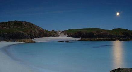 Clachtol beach - Scotland.