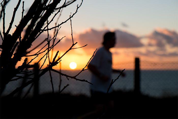 Black Rock Beach Sunset, Melbourne, Daily Bay