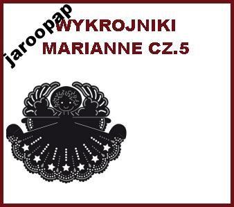 WYKROJNIKI MARIANNE CZ 5. (5079760522) - Allegro.pl - Więcej niż aukcje.