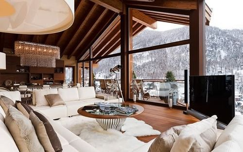 love it.: Interior, Ideas, Living Rooms, Window, Dream House, Chalets, Space, Place, Design