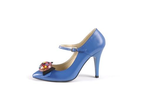 Funmyra Koleksiyonu Candy Sivri Burun Bayan Ayakkabı