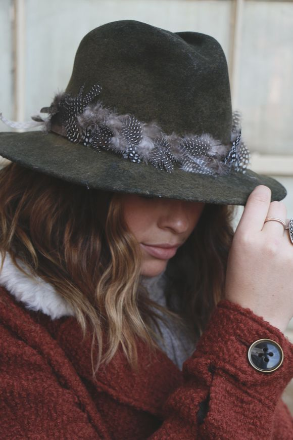 Expand Your Closet With This Hat Band DIY | Free People Blog #freepeople