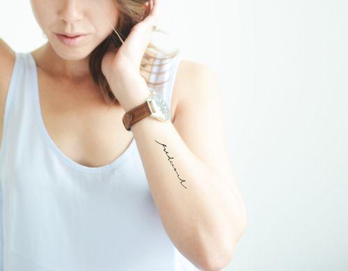 Redeemed Tattoo by Pasadya