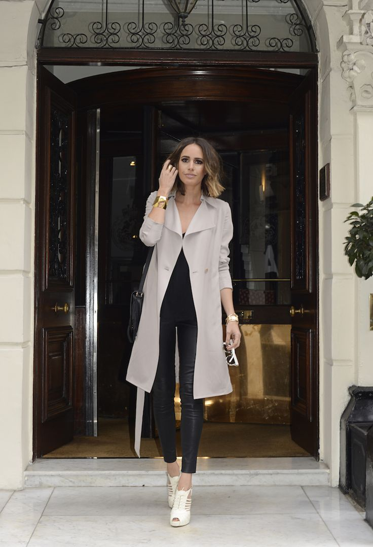 """Casual Chic Streetstyle 