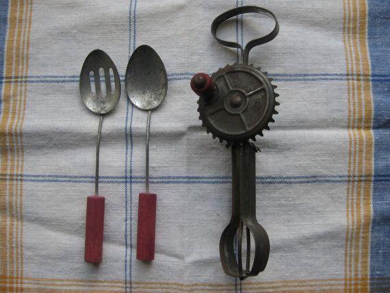 260 best vintage toy kitchen utensils images on pinterest   toy