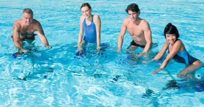 10 activités aquatiques pour perdre sa cellulite