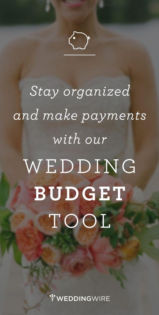 Wedding Budget Set up your wedding