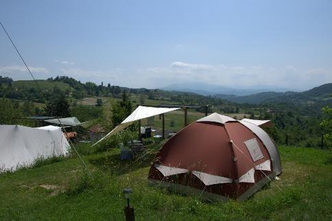 Camping Viora Italië