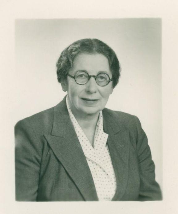 Elisabeth de Waal (1899-1991). Foto: Persephone Books