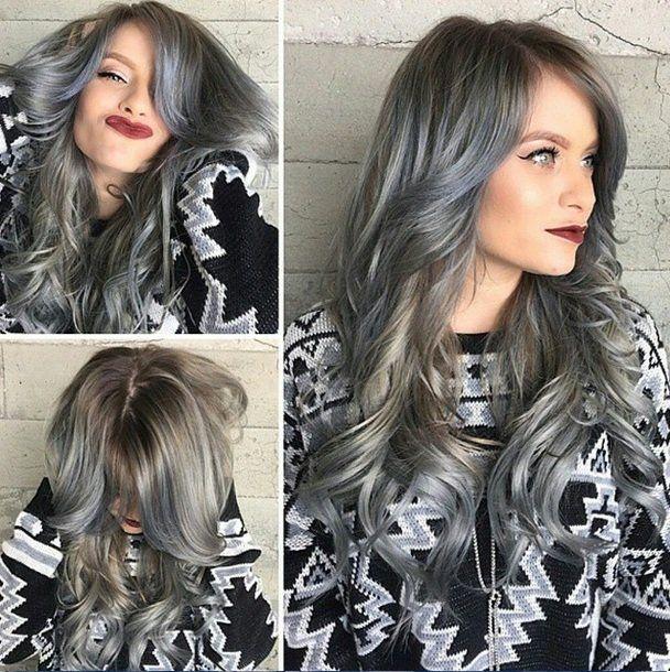 9 lange haarstijlen geïnspireerd door top stylisten uit Amerika