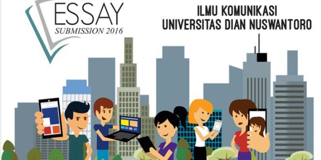 Lomba Menulis Esai bagi Siswa SMA Bertema Media Sosial | Edupost.ID