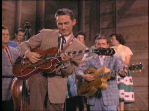 Chet Atkins - Mr. Sandman (TV 1954) (Just click on the image and give a minute, it'll play!)