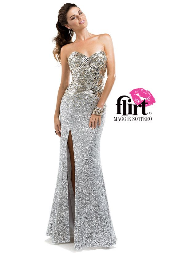 56 best It\'s Prom Time images on Pinterest   Prom dresses, Bridal ...