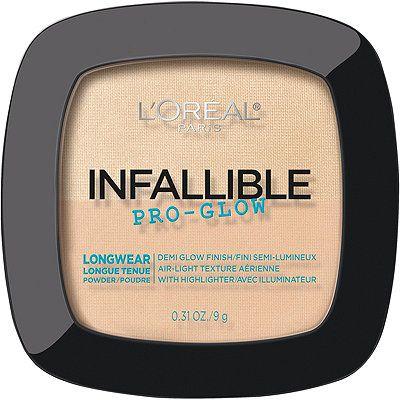 L'Oréal Infallible Pro Glow Powder Classic Ivory