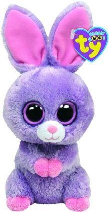 beanie boo bunny - purple  77a62653077