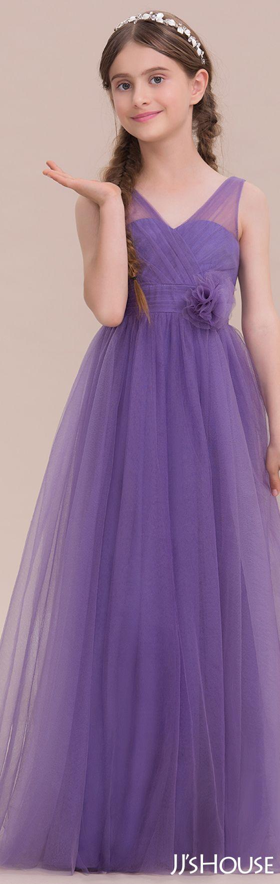 356 best vestidos para niñas images on Pinterest   Flower girls ...