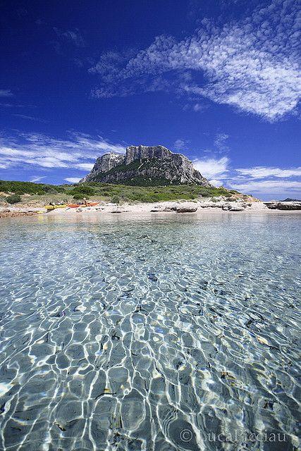 Tavolara Island, Sardinia, Italy je ve voyager à Tavolara Island en Sardinia Italy