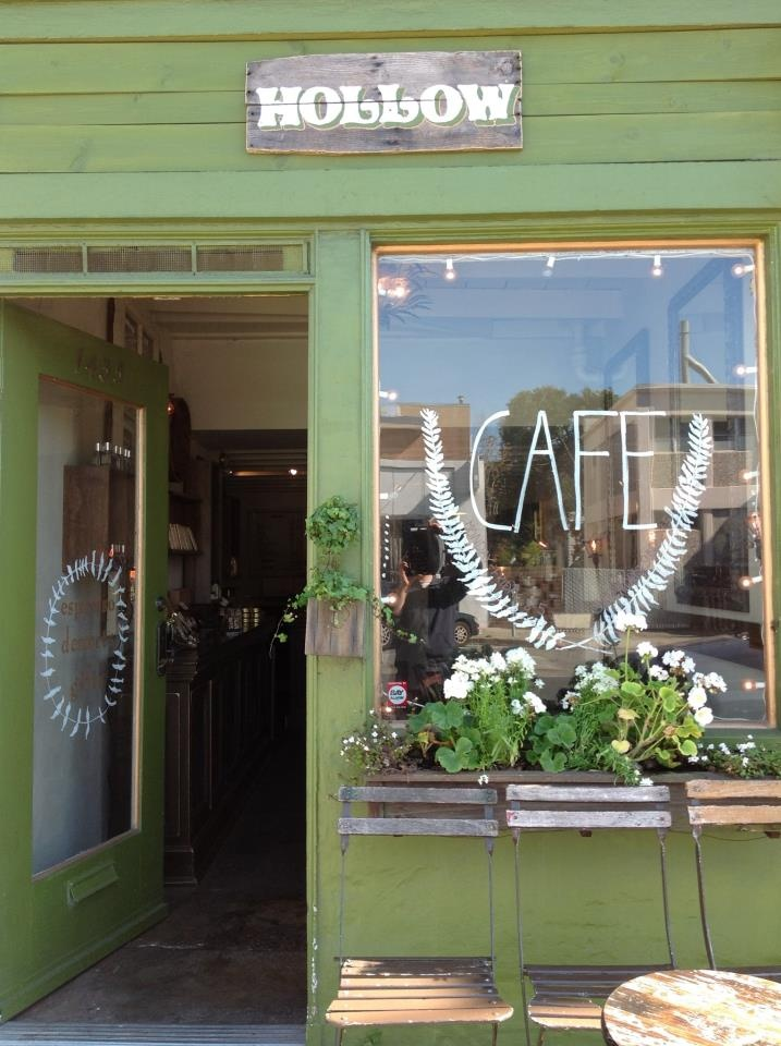 Irving Street Cafe San Francisco Ca