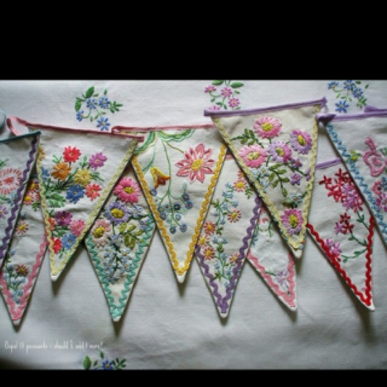 67 best Beautiful Bunting images on Pinterest Garlands, Buntings - best of world map fabric bunting