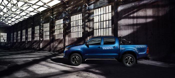 2013 Toyota Hilux Invincible